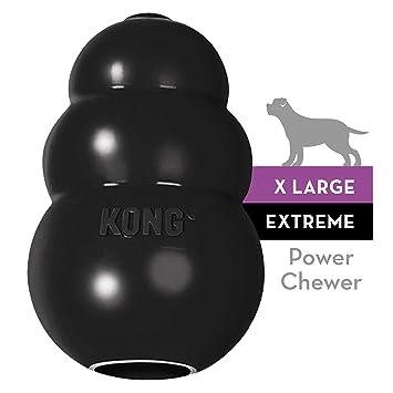 Large Classic Kong Black Extrreme X eCoxBd