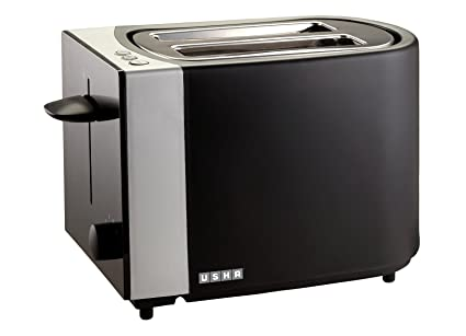 9a39815ed0e Image Unavailable. Image not available for. Colour  Usha 3220 Stainless  Steel Pop-up Toaster ...