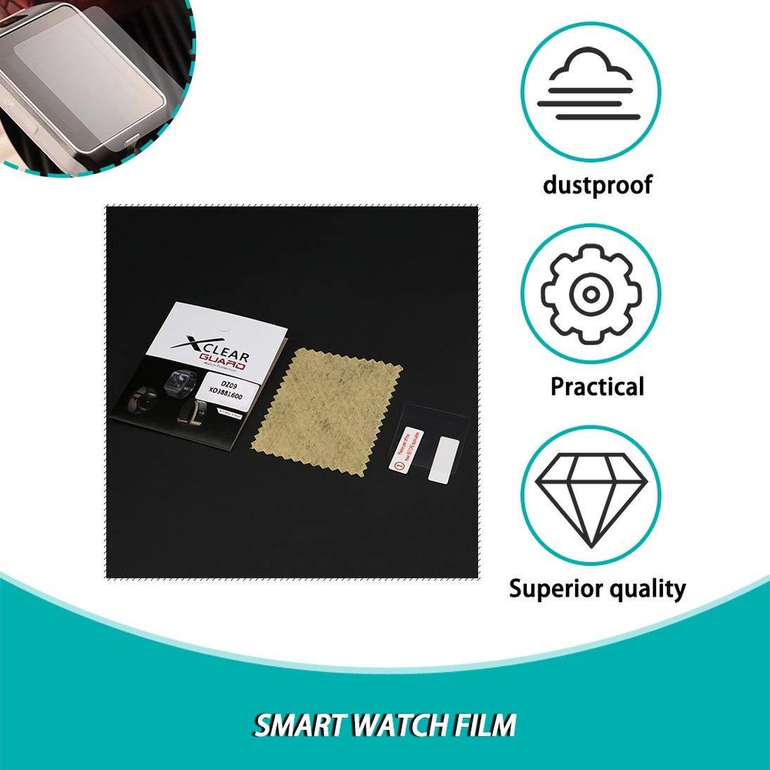 Togames-ES para DZ09 Smart Watch Pulsera Protector de Pantalla de ...