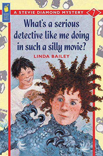Download What's a Serious Detective Like Me Doing in Such a Silly Movie? (A Stevie Diamond Mystery) pdf epub