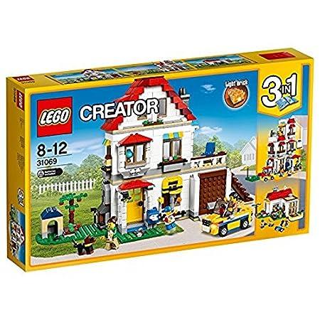 LEGO Creator Villa familiar modular