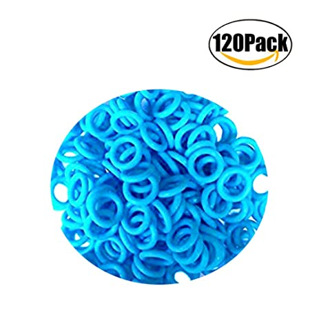 Amazon.com: ThreeBulls 120Pcs Rubber O-Ring Switch Dampeners Keycap ...