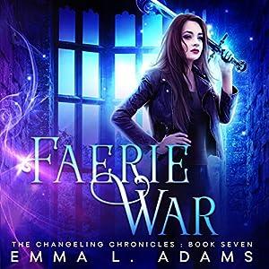 Faerie War Audiobook