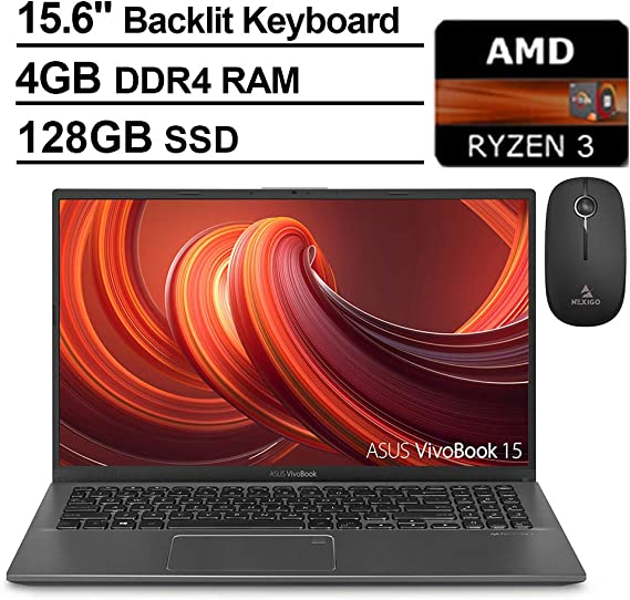 2020 ASUS VivoBook 15 15.6 Inch FHD 1080P Business Laptop