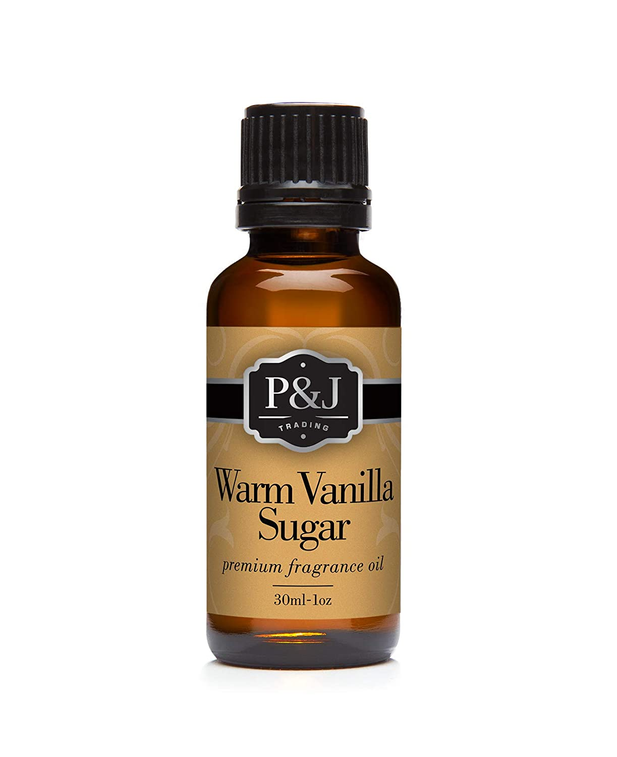 Warm Vanilla Sugar - Premium Grade Scented Oil - 30ml