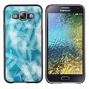 Stuss Case / Funda Carcasa protectora - Schnee - Samsung Galaxy E5 E500