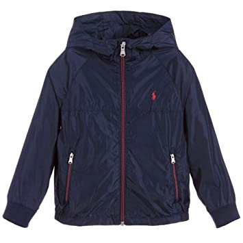 50962d05b Image Unavailable. Image not available for. Color: Ralph Lauren Polo Boys  Windbreaker ...