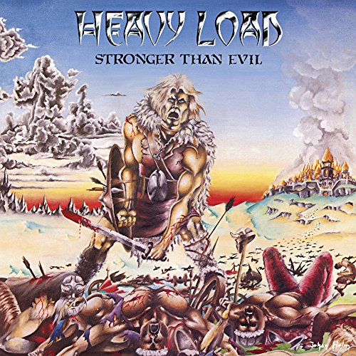 Heavy Load - Stronger Than Evil - (TCDJ 834 - 17) - Reissue Remastered - CD - FLAC - 2018 - RUiL Download