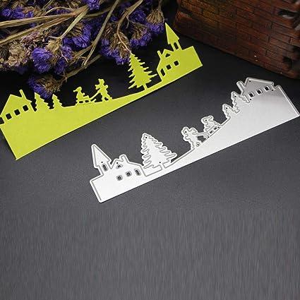 Bat Metal DIY Cutting Dies Stencil Scrapbook Album Paper Card Embossing Craft