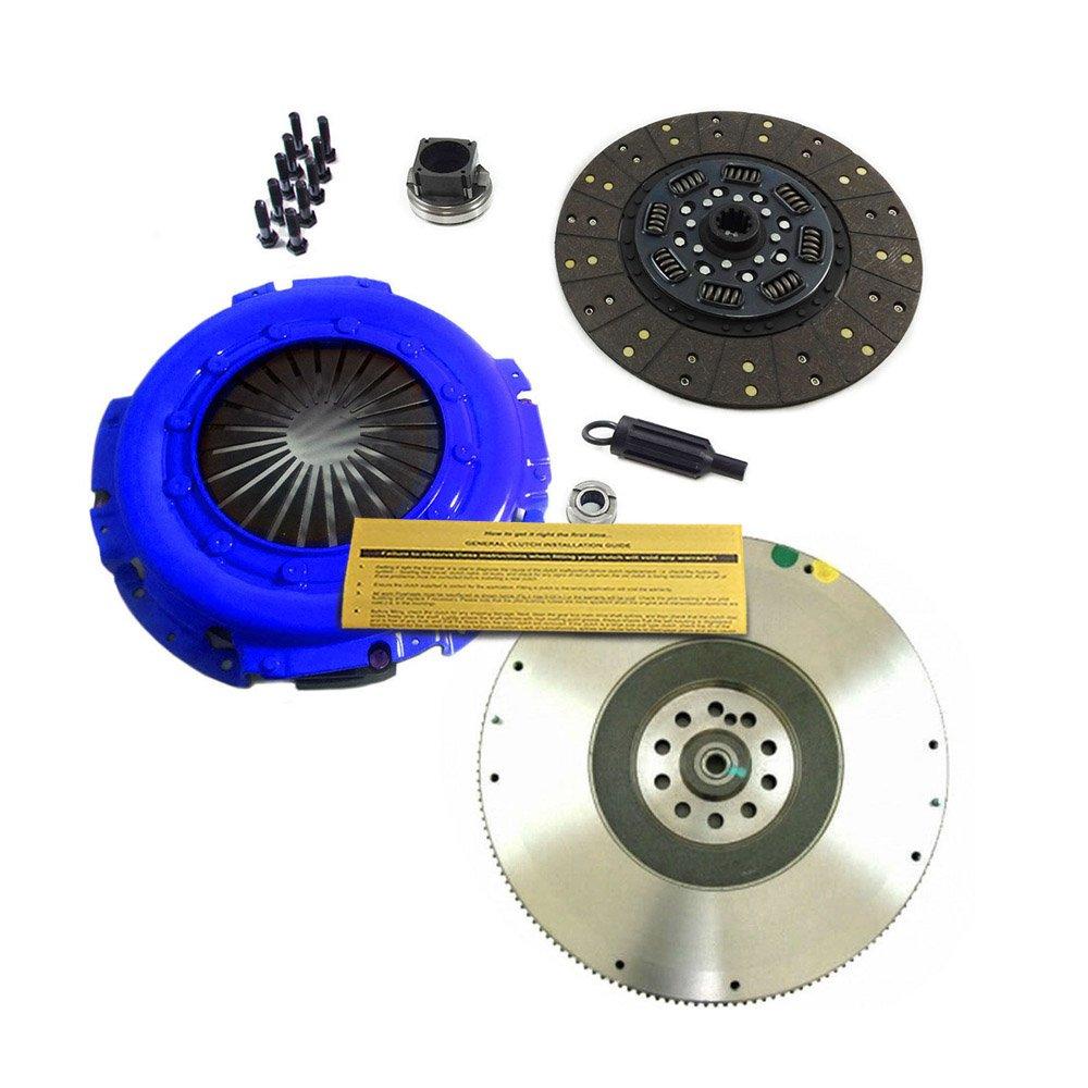 EFT STAGE 2 CLUTCH KIT /& FLYWHEEL 99-03 FOR FORD F250 F350 F450 F550 7.3L POWERSTROKE