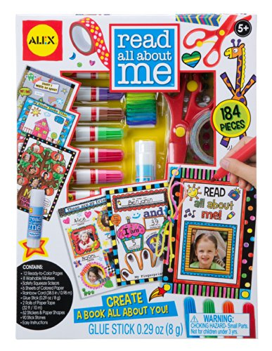 ALEX Toys Craft Read All About Me]()