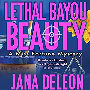 Lethal Bayou Beauty Audiobook
