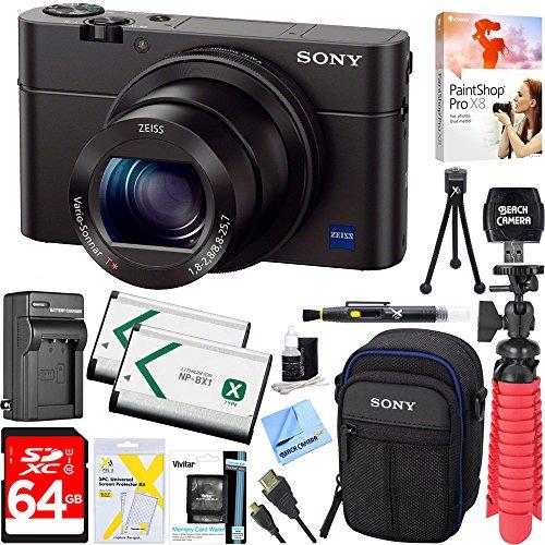 Sony Cyber shot DSC RX100 Digital Camera product image