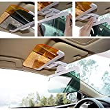 COGEEK HD Car Sun Visor Goggles For Driver Day & Night Anti-dazzle Mirror Sun Visors Clear View Dazzling Goggles