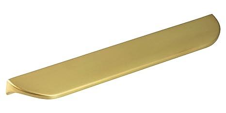Schubladengriff Gold Stangengriff Möbelgriff Schrankgriff Küchengriff massiv