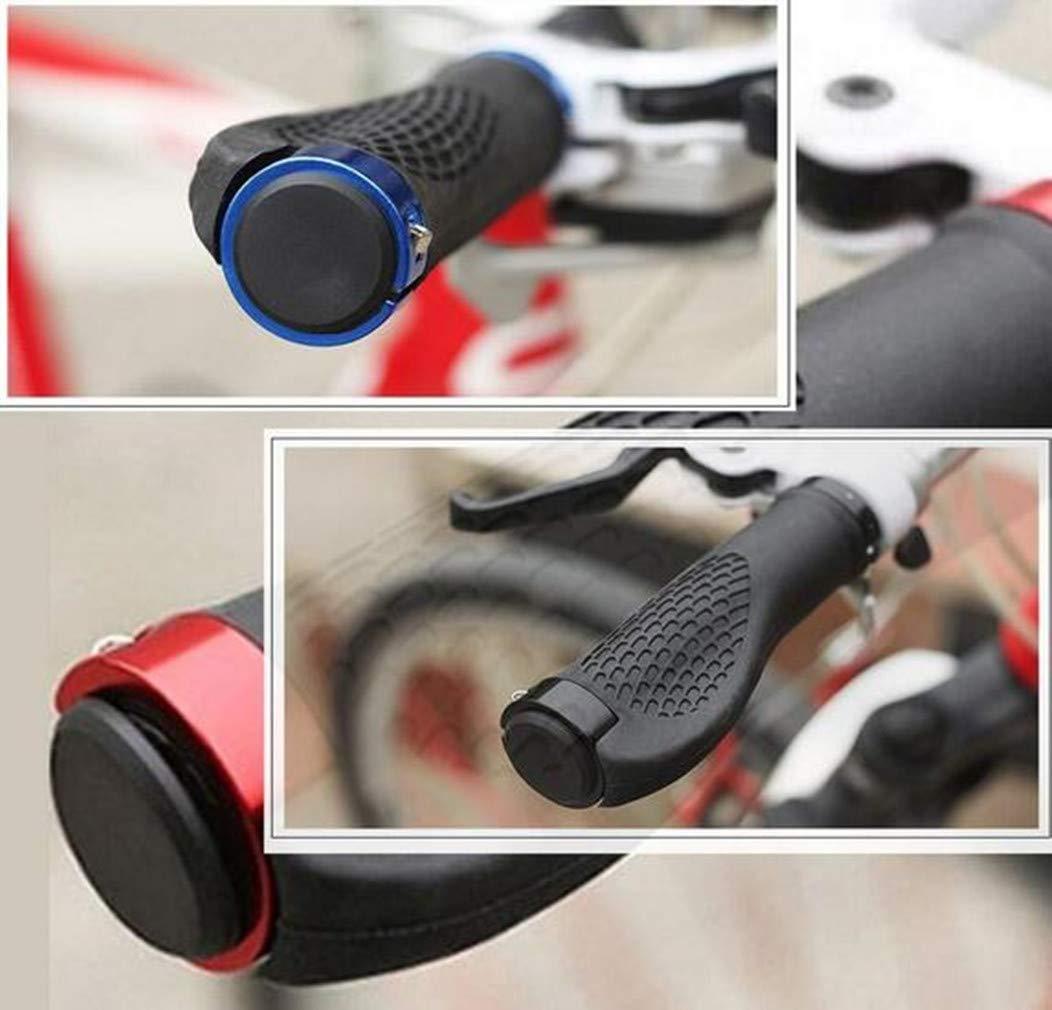 SUNXIN Funda de manija de bicicleta de monta?a Funda de Goma antideslizante