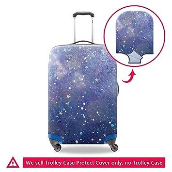 Amazon.com: creativebags Galaxy veliz trollye Caso ...