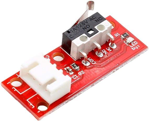 RAMPAS 1.4 Circuito óptico Interruptor final Sensor Módulo Control ...