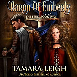 Baron of Emberly Audiobook