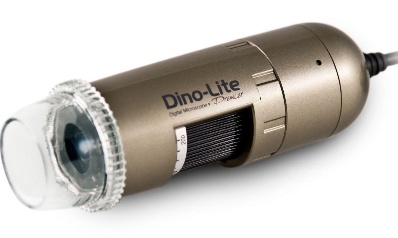 Dino-Lite AM4113ZT Microscopio USB digital con polarizador integrado