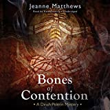 Front cover for the book Bones of Contention by Jeanne Matthews