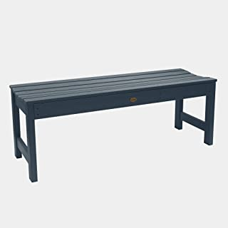product image for highwood AD-BENN2-FBE Lehigh Backless Bench, 4 Feet, Federal Blue