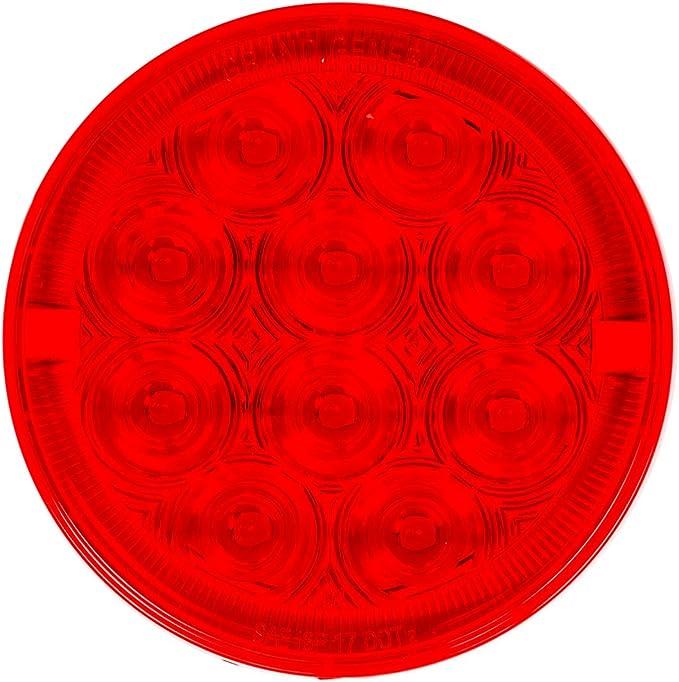 GG Grand General 74887 Sealed Light 4 Prime Red 14 LED