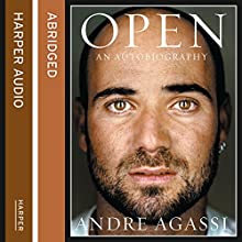 Open: The Autobiography Audiobook by Andre Agassi Narrated by Erik Davies