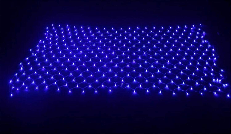 Moontang 352 Led Twinkle Net Mesh Fairy String Licht Weihnachten ...