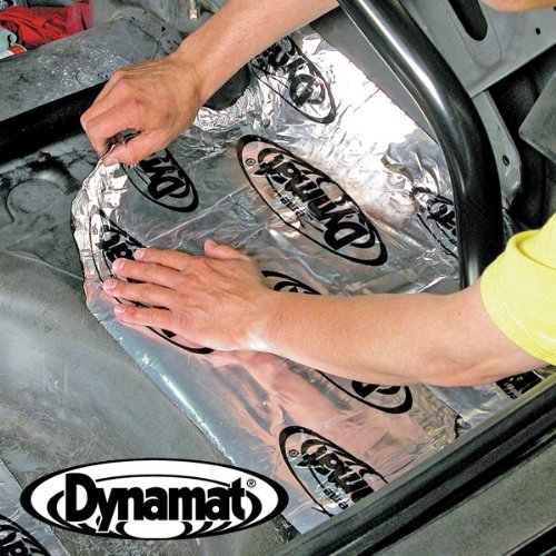 BLACK 10455 - Dynamat Xtreme 36ft Bulk Pack Sound / Vbration Damping for an Entire Car by Dynamat