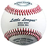 Spalding 41-102LL Little League World Series Official RST Baseballs (1 Dozen)