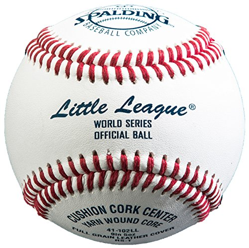 Spalding 41-102LL Little League World Series Official RST Baseballs (1 Dozen) by Spalding