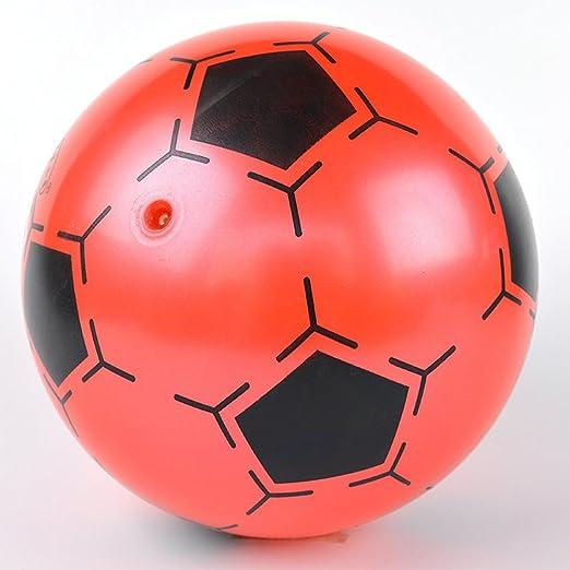 Faironly Pelota de fútbol Inflable de 9 Pulgadas para niños, de ...