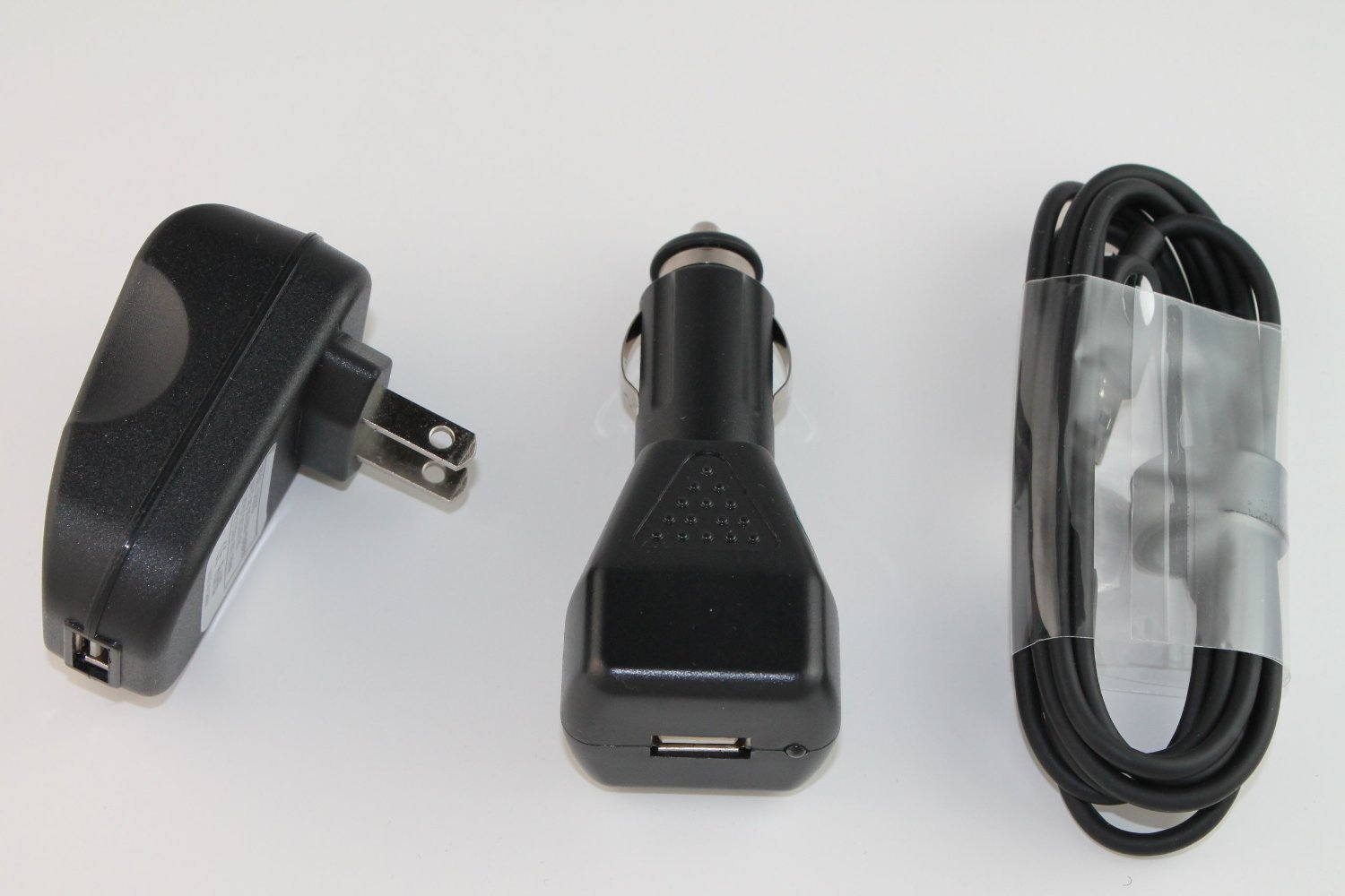 MegaPlus Car Charger, Travel Wall Charger and Micro USB Detachable Cable  For Asus VivoTab Smart ME400 Tablet Series Models: Asus VivoTab Smart  ME400,