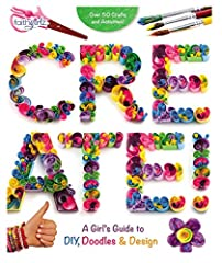 Ready, set, create! Whether you're an aspiring artist or a just-starting-out doodler, Create! A Girl's Guide to DIY, Doodles, and Design is the perfect book to inspire your creative side. From coloring pages to quick-and-easy crafts—li...