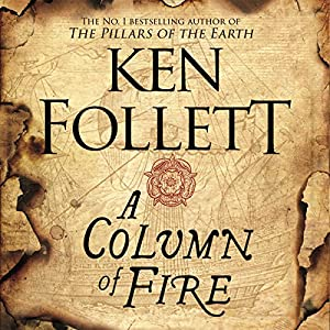 A Column of Fire Audiobook