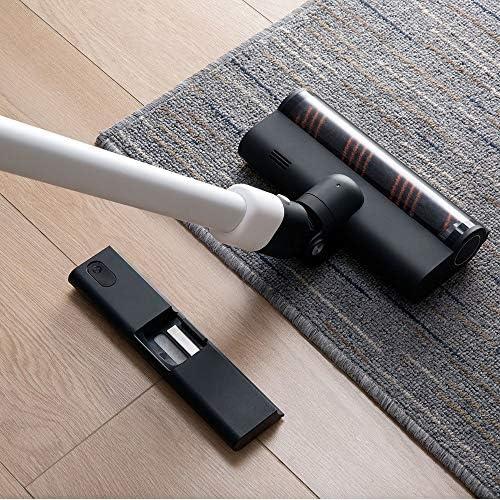 LQPOUXCQ aspirateur balai Aspirateur À Main For La Maison - 2 En 1 Mop Et Vide - 25000Pa Puissance D\'aspiration