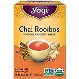 Yogi Herbal Teas, Chai Rooibos 16 ea