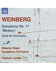 """Mieczyslaw Weinberg: Symphony No. 17 """"Memory"""""""