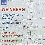 Weinberg:Symphony No. 17 [Siberian State Orchestra; Vladimir Lande] [Naxos: 8573565]