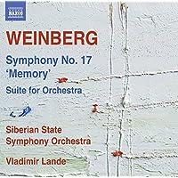 Mieczyslaw Weinberg Symphony No.17 Memory