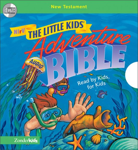 NIRV Little Kids' Adventure Audio Bible by Brand: Zondervan