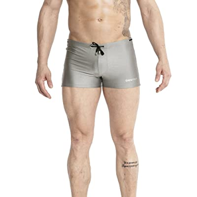c7839209a3fc Funycell Mens Swim Trunks Swimwear Short Compression Swimsuit with Removable  Pad