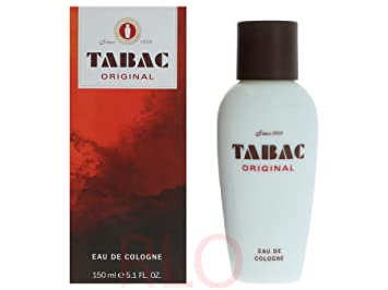 Pack1 Ml1er Original Cologne Hommeman150 Eau Bottle Tabac De BCxode