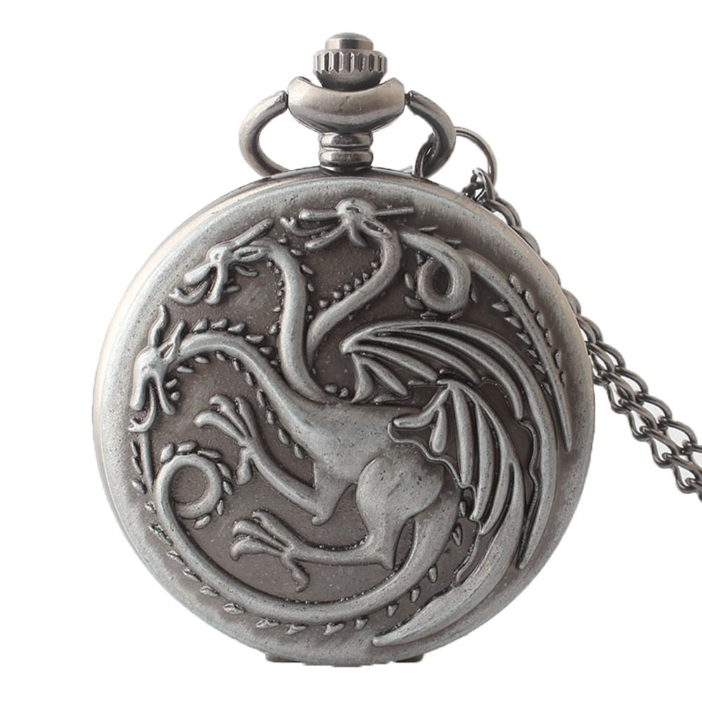 Shirleyle Classic Vintage Quartz Pocket Watch With Chain For Men And Women Wedding Christmas Birthday Gift