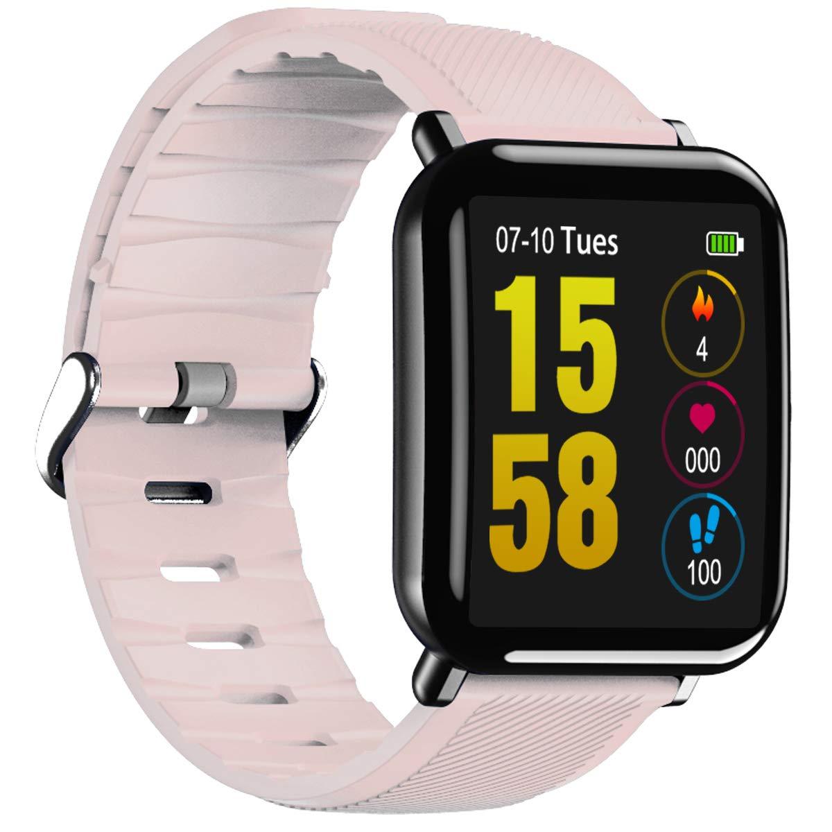 OUKITEL W2 - Inteligente Reloj Deportivo Unisex con Heart ...