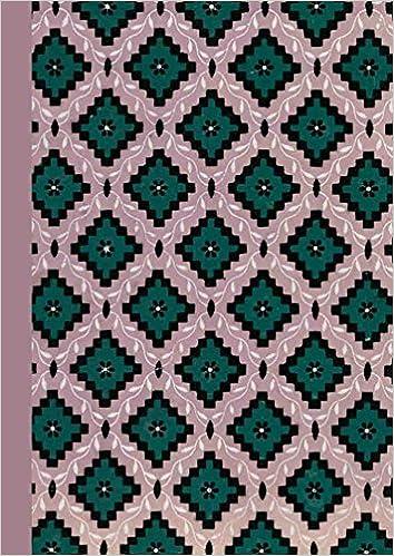 Buy Carnet Blanc, Motif Losanges, Papier Peint 18e (Bnf Papiers ...