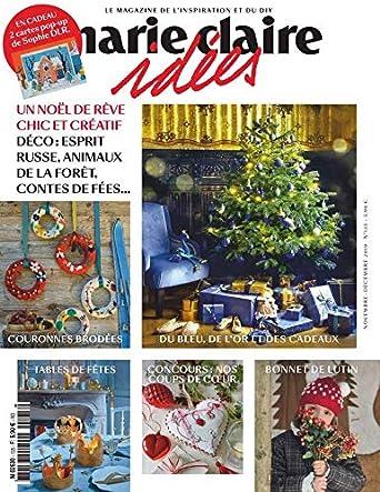 Marie Claire Idees Amazon Com Magazines