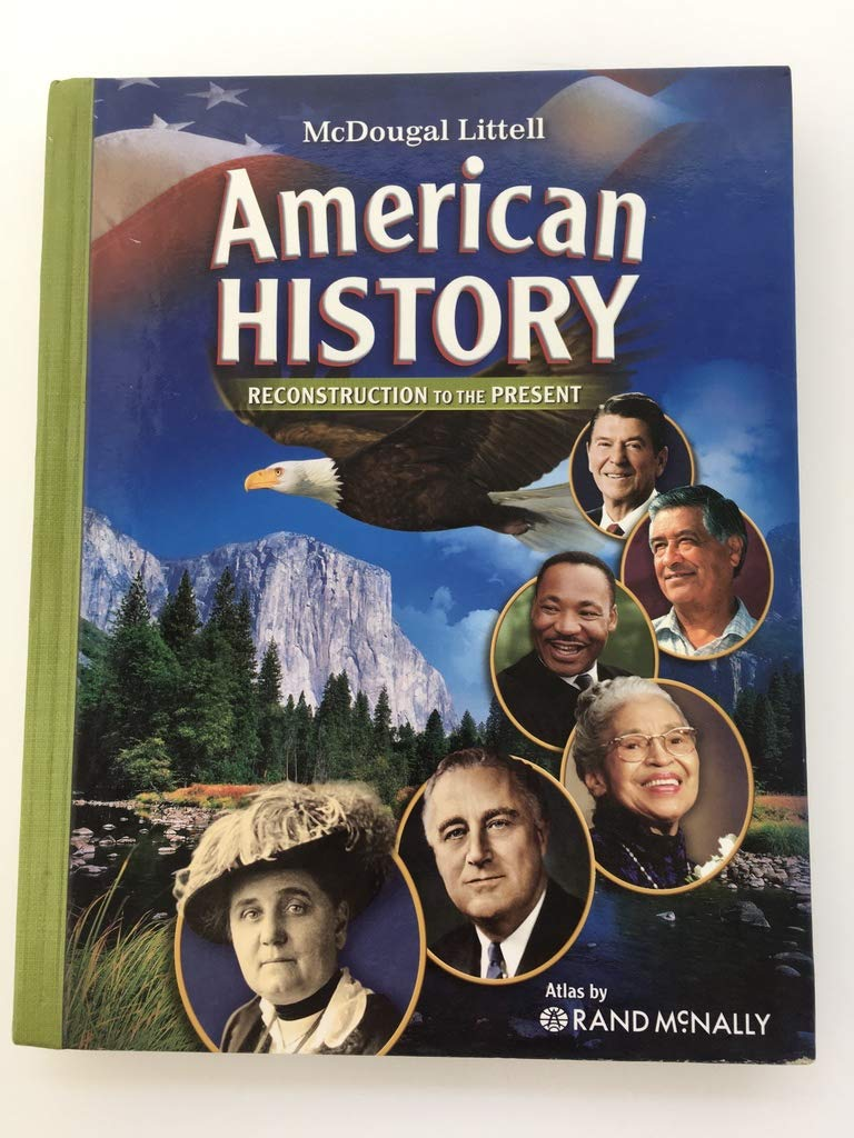 Amazon com: McDougal Littell Middle School American History