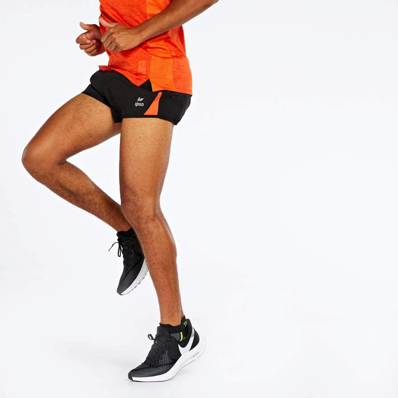 IPSO Pantalón Running Combi 2 (Talla: XL): Amazon.es: Deportes y ...